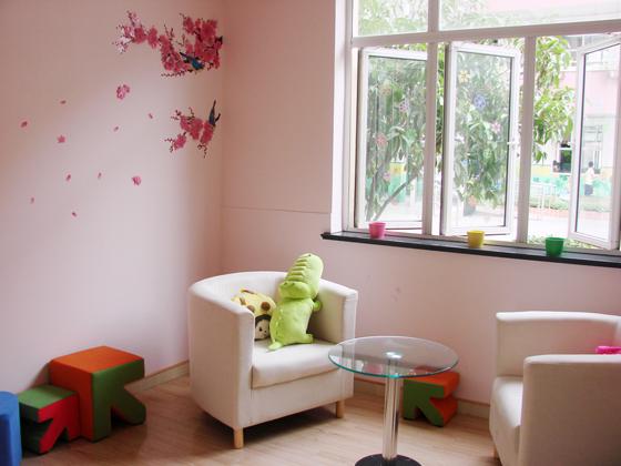 我校心理辅导室正式开放啦! - 内容 - 上海市实验学校